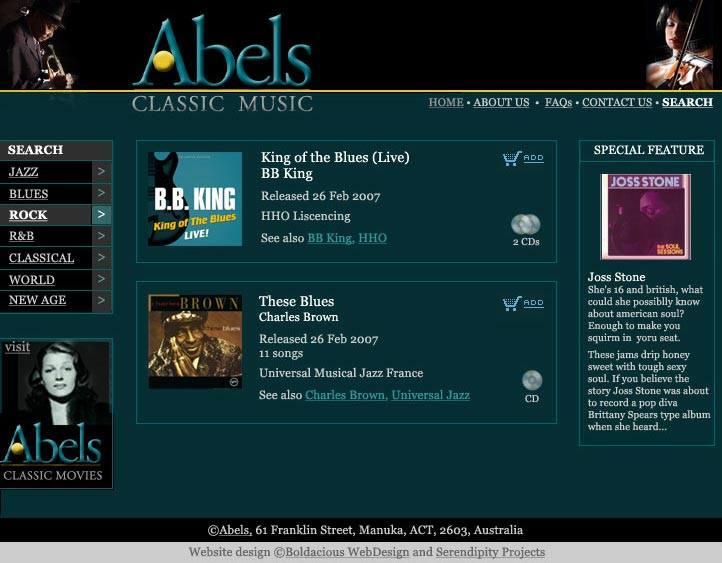 abels music