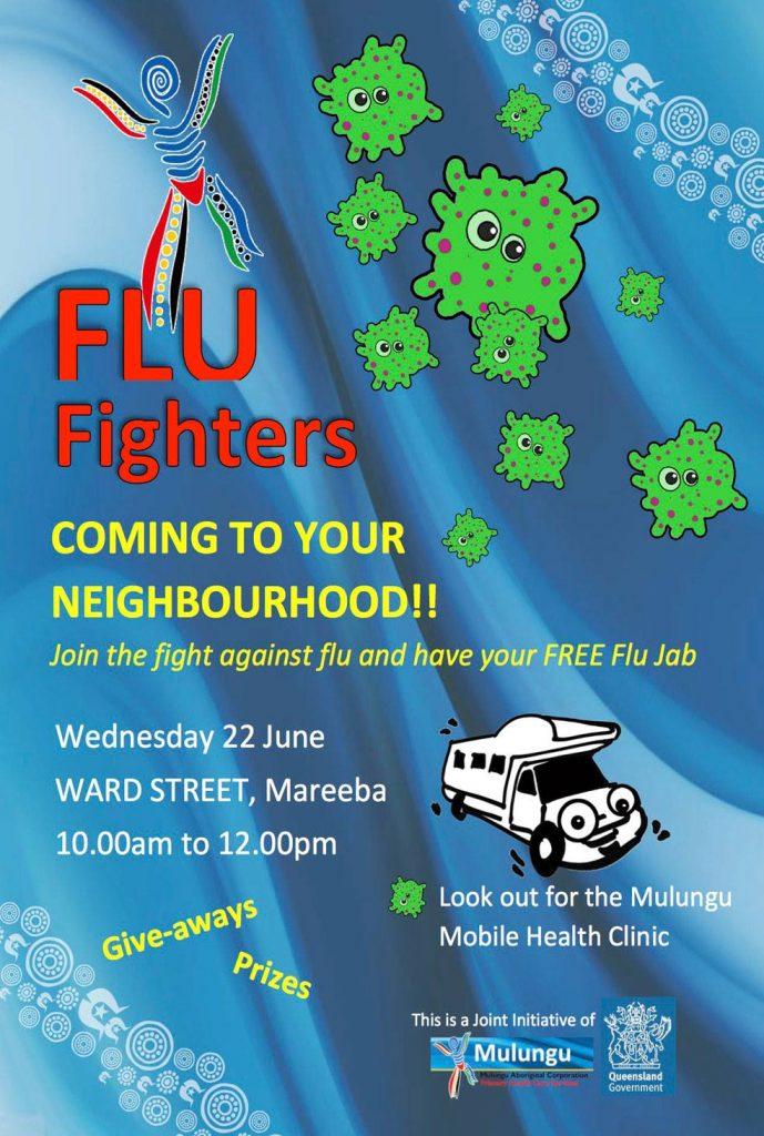 Flu Fighters campaign